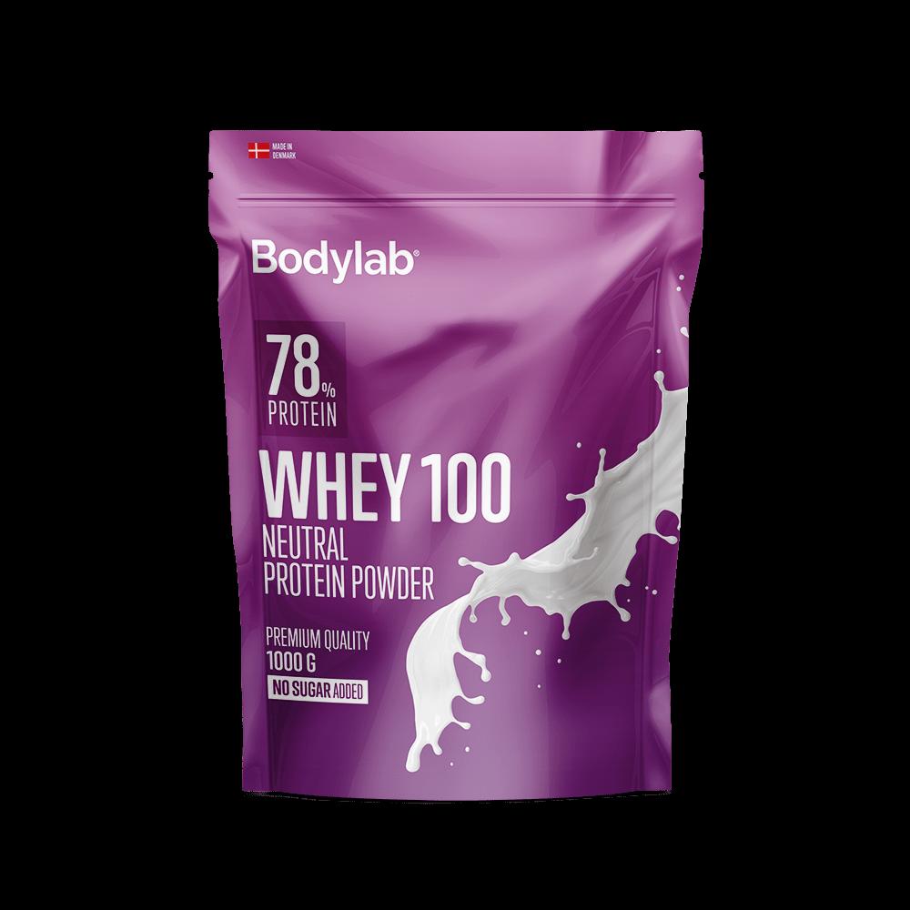 Billede af Bodylab Whey 100 (1 kg) - Neutral