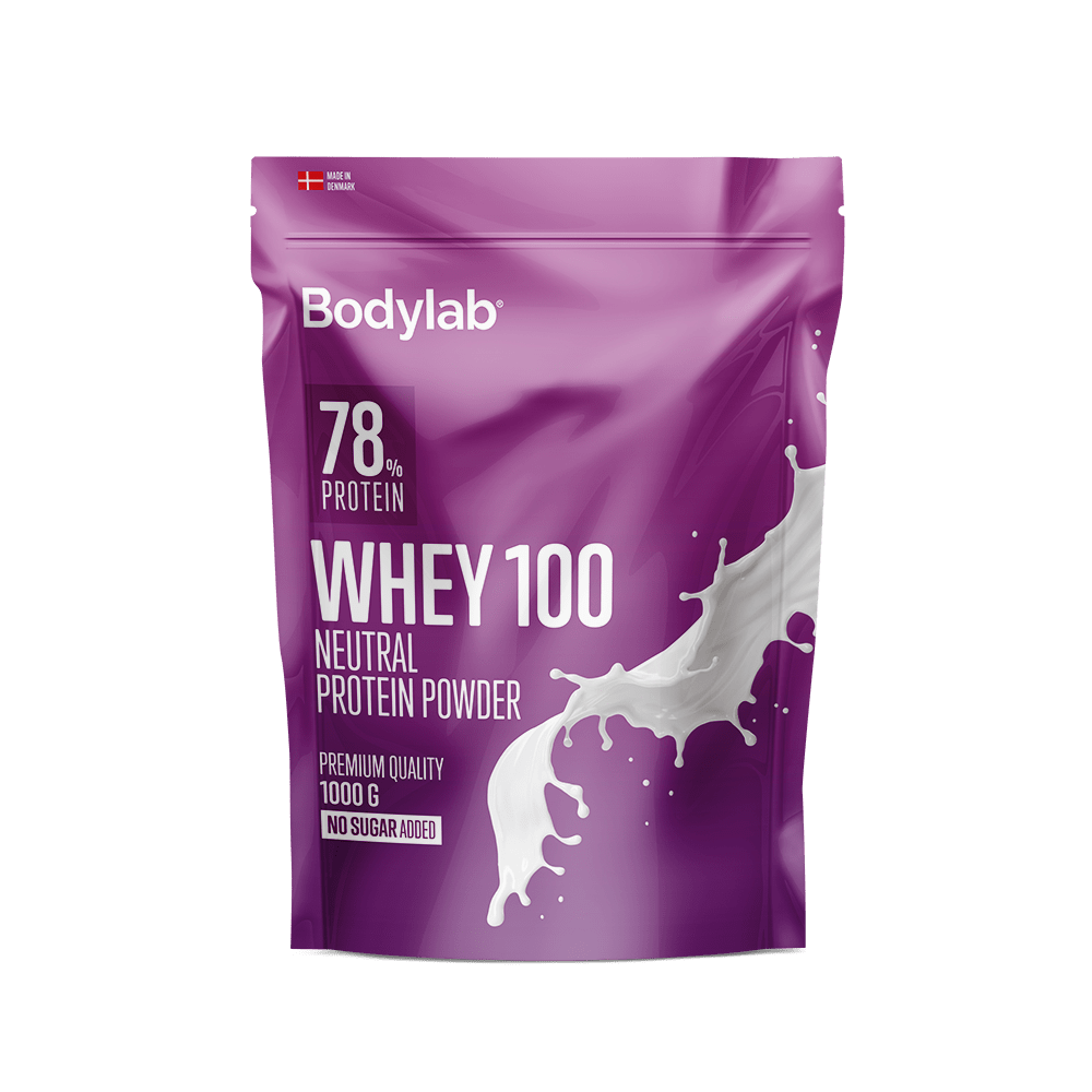 Image of   Bodylab Whey 100 (1 kg) - Neutral