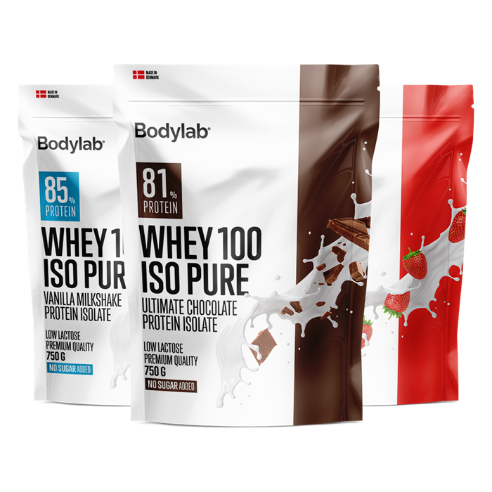 Image of   Bodylab Whey 100 ISO Pure (750 g)