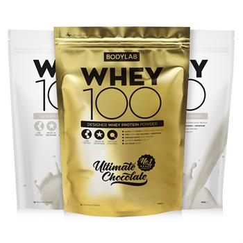 Image of   Bodylab Whey 100 (1 kg)