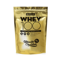 Bodylab Whey 100 (1 kg) - Ultimate Chocolate Gold Edition