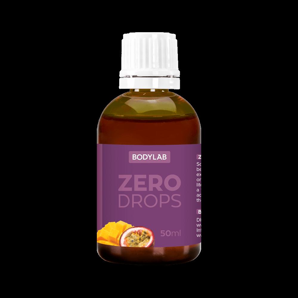 Billede af Bodylab Zero Drops (50 ml) - Mango Passion