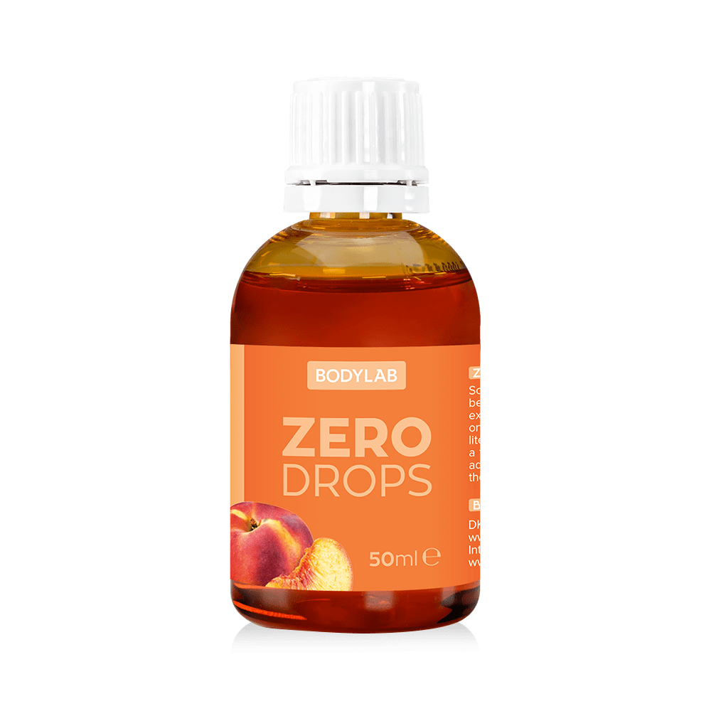Billede af Bodylab Zero Drops (50 ml) - Peach