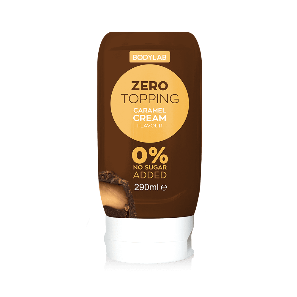 Billede af Bodylab Zero Topping (290 ml) - Caramel Cream