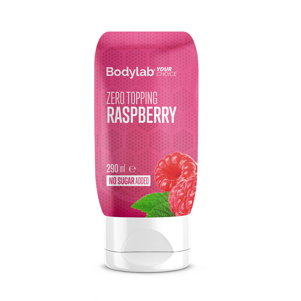 Billede af Bodylab Zero Topping (290 ml) - Raspberry