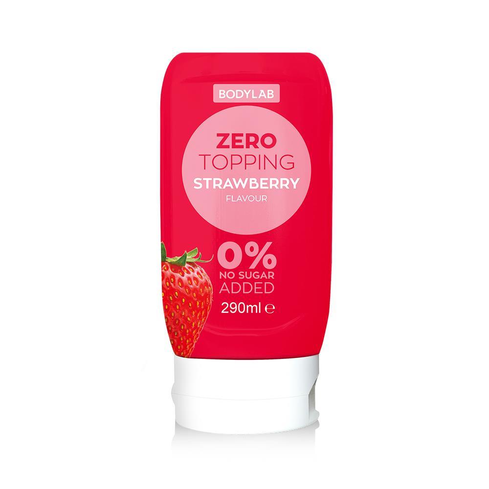 Billede af Bodylab Zero Topping (290 ml) - Strawberry