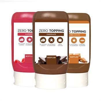 Bodylab zero topping (3x290 ml) fra N/A på bodylab