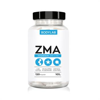 Image of   Bodylab ZMA (120 stk)