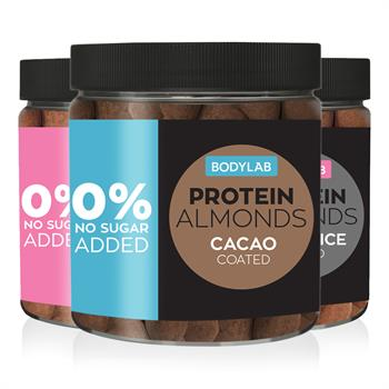 Image of   Bodylab Protein Almonds (100 g)