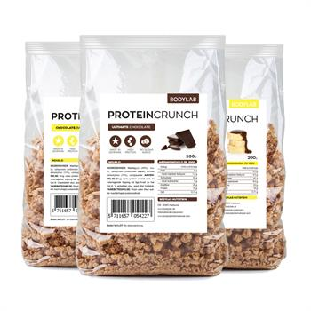 Bodylab High Protein Crunch (3x200 g)