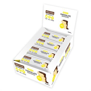 N/A Bodylab protein bar chocolate banana (12 x 60 g) på bodylab