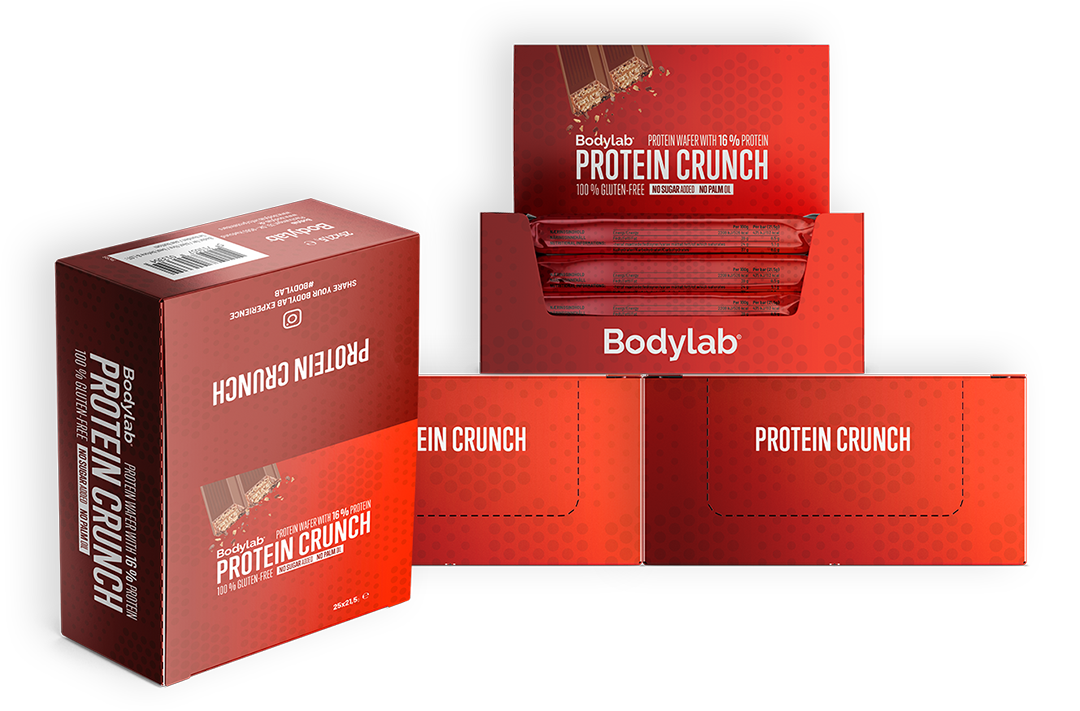 Protein Crunch Boxes