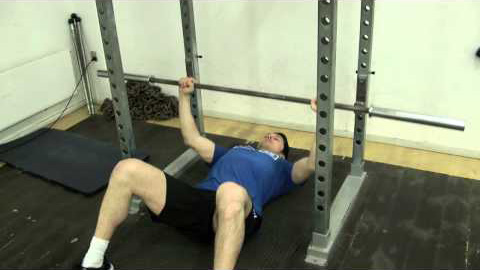 BB Floor press