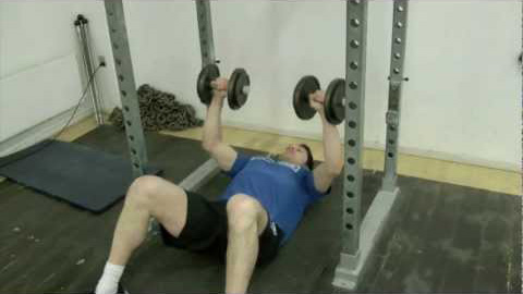 DB Floor press