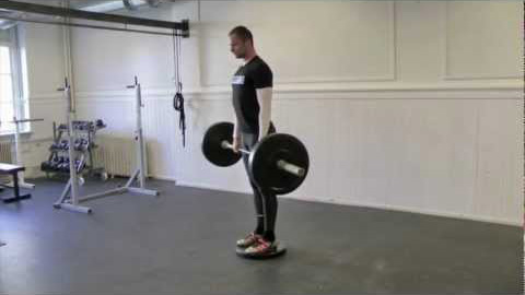 Deadlift off box