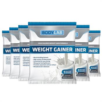 Smagsprøver Weight Gainer (6x50 g)