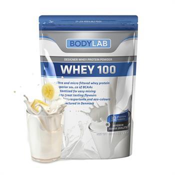 Bodylab Whey 100 Creamy Banana (1 kg)